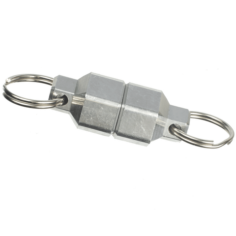 KEYBAR MAGNUT MAGNETIC QUICK CLASP (LARGE) - ALUMINUM
