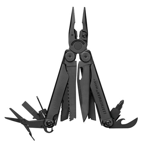 LEATHERMAN WAVE PLUS - BLACK