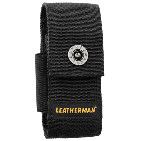 LEATHERMAN NYLON 4 POCKETS SHEATH - BLACK