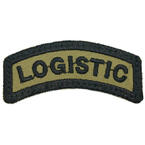 LOGISTIC TAB - OLIVE GREEN