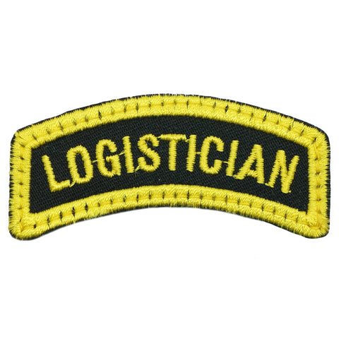 LOGISTICIAN TAB - BLACK YELLOW