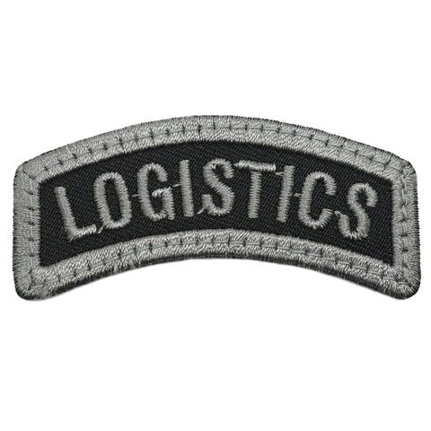 LOGISTICS TAB - BLACK FOLIAGE