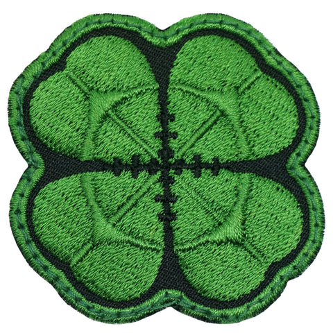 LUCKY CLOVER PATCH - FULL COLOR