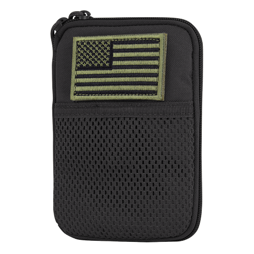CONDOR POCKET POUCH - BLACK