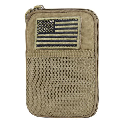 CONDOR POCKET POUCH - TAN
