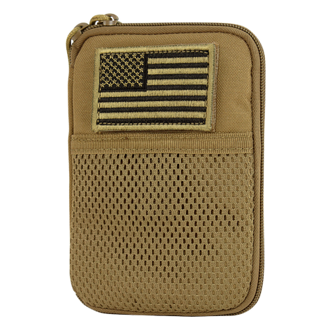CONDOR POCKET POUCH - COYOTE