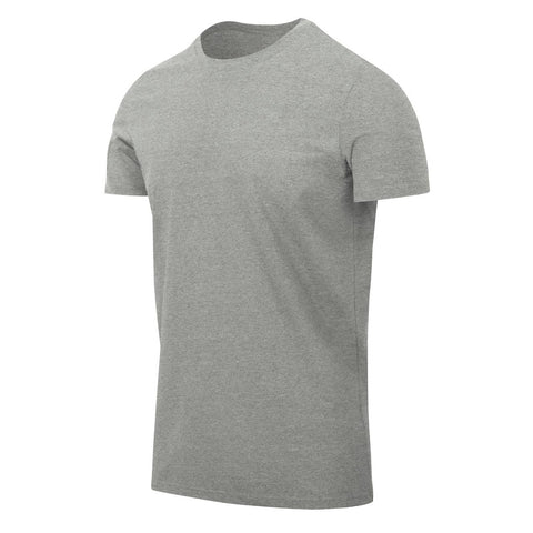 HELIKON-TEX T-SHIRT (SLIM) - MELANGE GREY