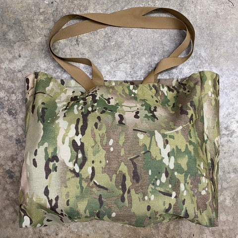 MIL-SPEC BIG BIG TOTE BAG - 1000 DENIER CORDURA (MULTICAM)
