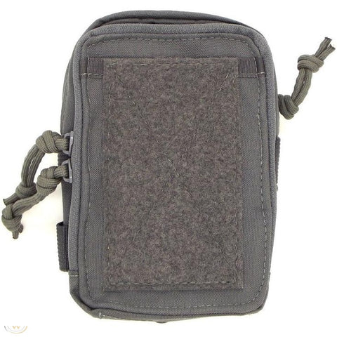 MSM STEALTH COMPACT POUCH - WOLF GREY