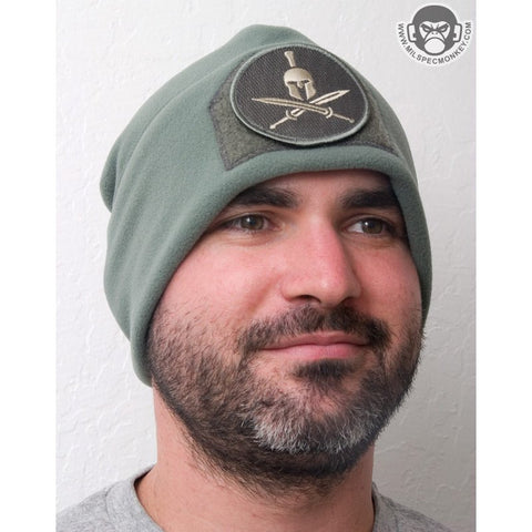 MSM WATCH CAP - FOLIAGE GREEN - Hock Gift Shop | Army Online Store in Singapore