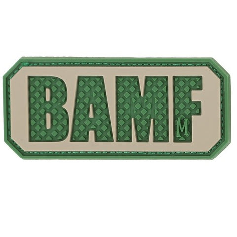 MAXPEDITION BAMF PATCH - ARID - Hock Gift Shop | Army Online Store in Singapore