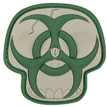 MAXPEDITION BIOHAZARD SKULL PATCH - ARID - Hock Gift Shop | Army Online Store in Singapore
