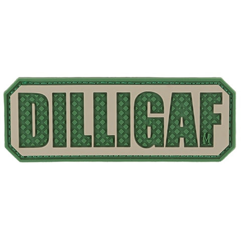 "MAXPEDITION DILLIGAF 2.75' X 1"" PATCH - ARID - Hock Gift Shop 