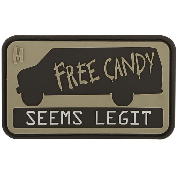 MAXPEDITION FREE CANDY PATCH - ARID