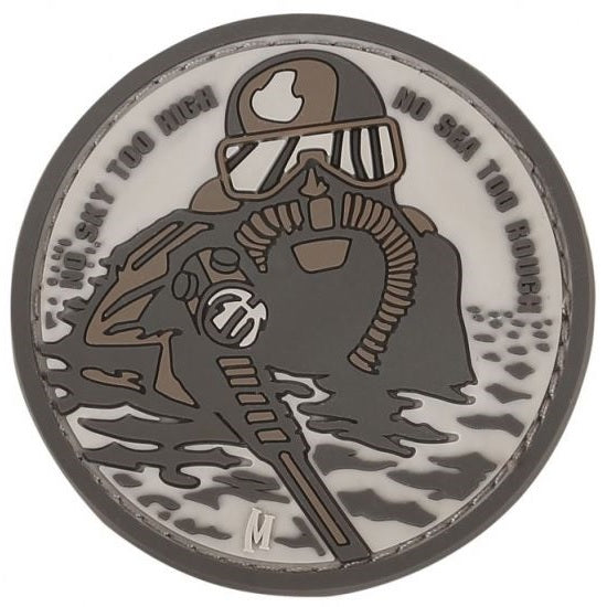 MAXPEDITION FROGMAN PATCH - ARID