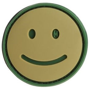 MAXPEDITION HAPPY FACE PATCH - ARID