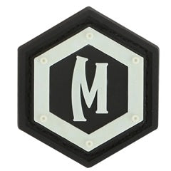 MAXPEDITION HEX LOGO PATCH - GLOW