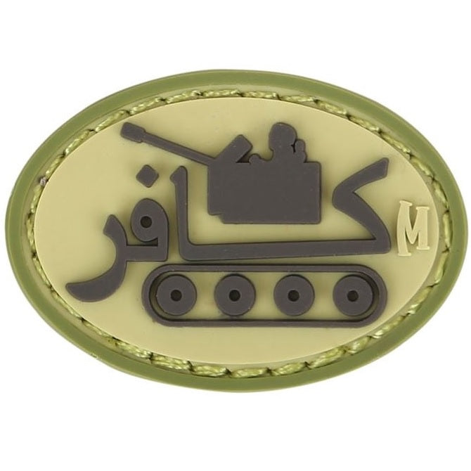 MAXPEDITION INFIDEL TANK PATCH - ARID