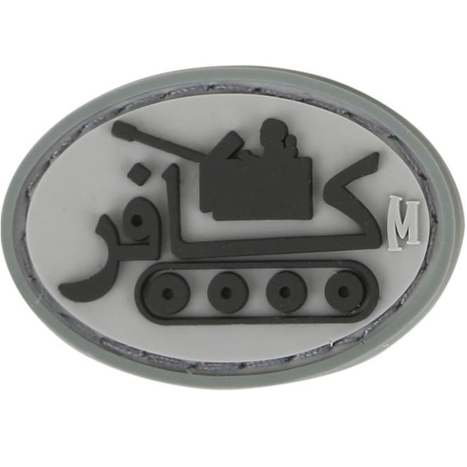 MAXPEDITION INFIDEL TANK PATCH - SWAT