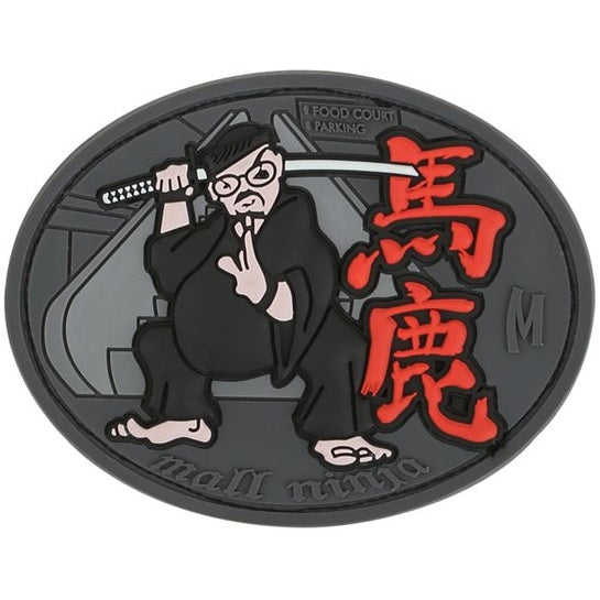 MAXPEDITION MALL NINJA PATCH - SWAT - Hock Gift Shop | Army Online Store in Singapore