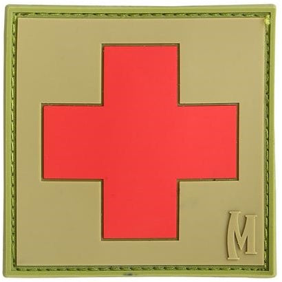 "MAXPEDITION MEDIC PATCH 2"" X 2"" - ARID"