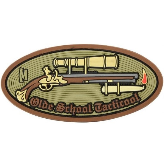 MAXPEDITION OLDE SCHOOL TACTICOOL PATCH - ARID