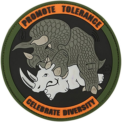 MAXPEDITION PROMOTE TOLERANCE PATCH - FULL COLOR - Hock Gift Shop | Army Online Store in Singapore