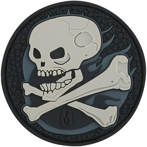 MAXPEDITION SKULL PATCH - SWAT - Hock Gift Shop | Army Online Store in Singapore