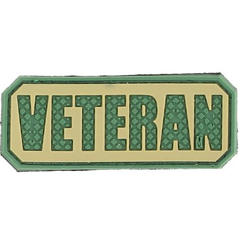 MAXPEDITION VETERAN PATCH - ARID