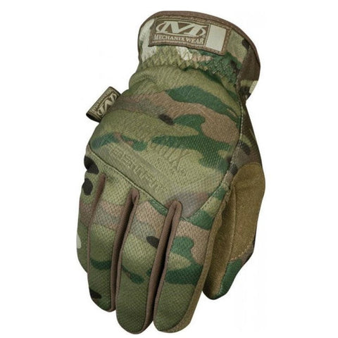 MECHANIX GLOVES FASTFIT - MULTICAM
