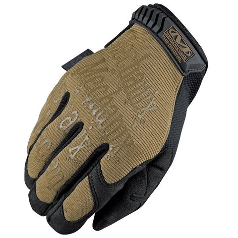MECHANIX THE ORIGINAL TACTICAL GLOVES - COYOTE - Hock Gift Shop | Army Online Store in Singapore