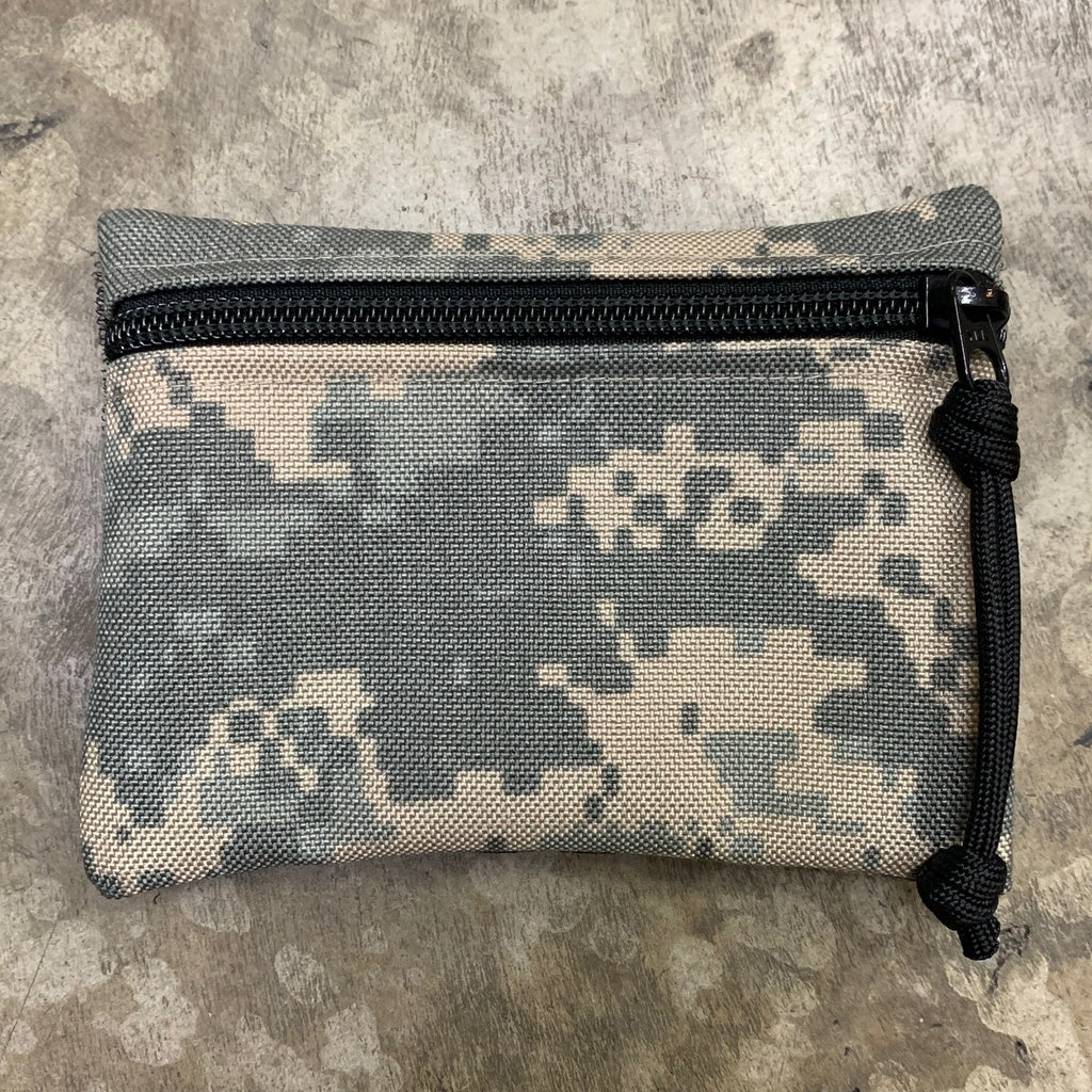MIL-SPEC MINI EDC POUCH - HOOK SIDE VELCRO (ACU CAMO)