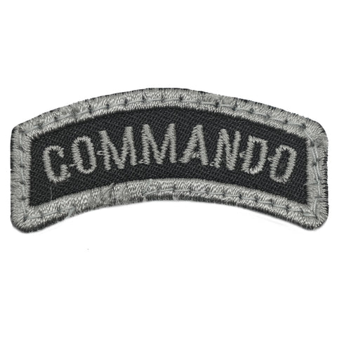 MINI COMMANDO TAB - BLACK FOLIAGE
