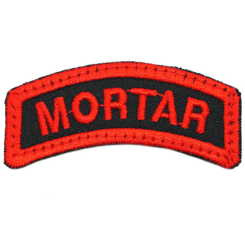 MORTAR TAB - BLACK RED - Hock Gift Shop | Army Online Store in Singapore