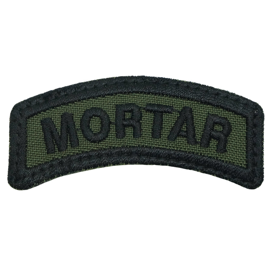 MORTAR TAB - OD GREEN
