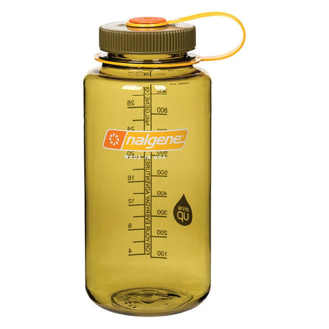 NALGENE WIDE MOUTH 1000 ML - OLIVE