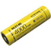 NITECORE NL2140 21700 4000MAH 3.6V 10A PROTECTED LITHIUM ION (LI-ION) BUTTON TOP BATTERY