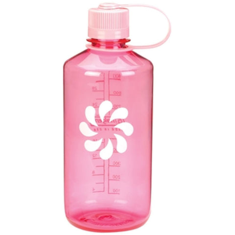 NALGENE NARROW MOUTH 1000 ML - PINK