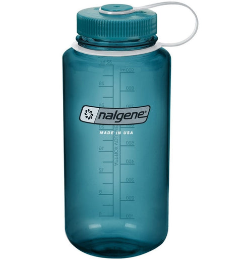 NALGENE WIDE MOUTH 1000 ML - CADET
