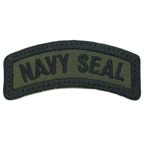NAVY SEAL TAB - OD GREEN