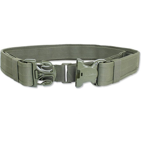 HELIKON-TEX DEFENDER SECURITY BELT - OLIVE GREEN