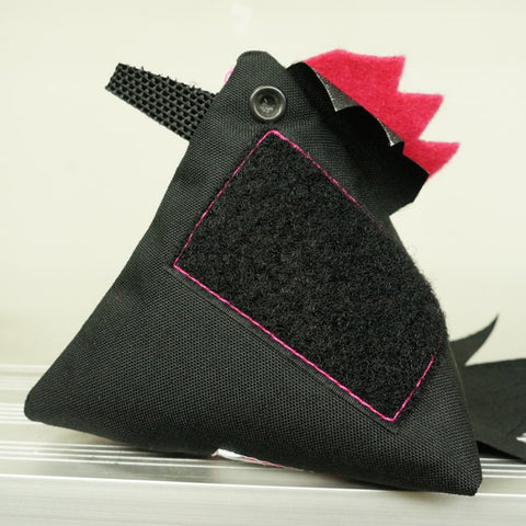 ORIGINAL S.O.E COMBAT COCK - BLACK/HOT PINK