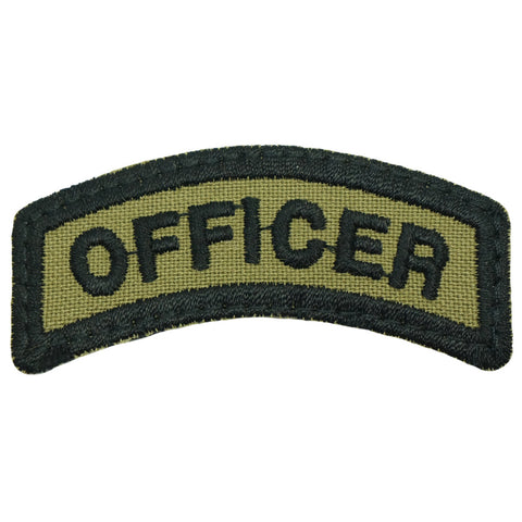 OFFICER TAB - OLIVE GREEN