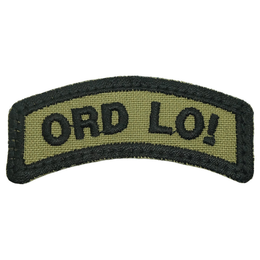 ORD LO! TAB - OLIVE GREEN