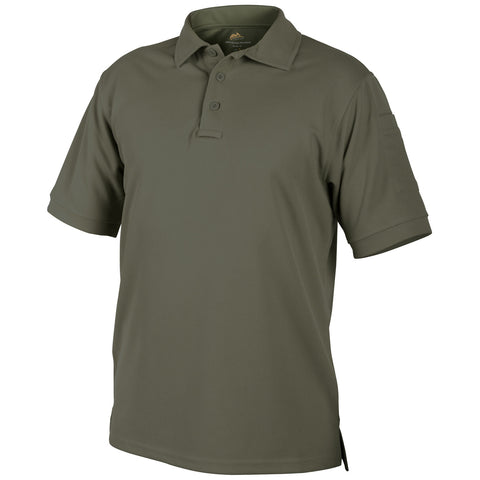 HELIKON-TEX UTL POLO SHIRT - OLIVE GREEN - Hock Gift Shop | Army Online Store in Singapore