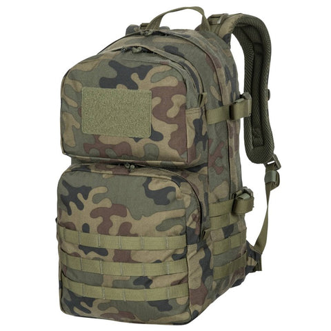 HELIKON-TEX RATEL MK2 BACKPACK - PL WOODLAND