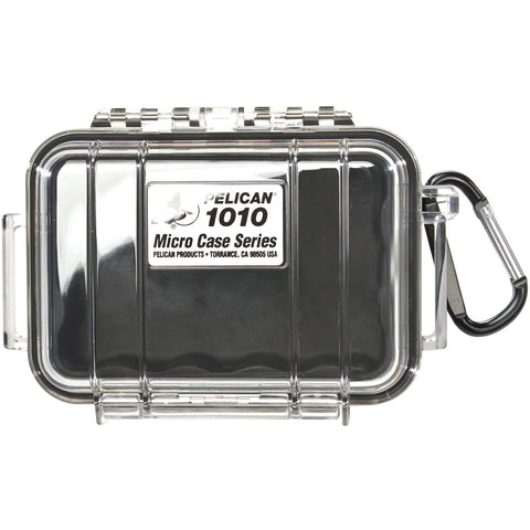 PELICAN 1010 MICRO CASE - CLEAR BLACK LINER - Hock Gift Shop | Army Online Store in Singapore