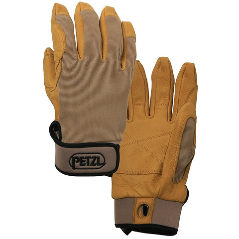 PETZL CORDEX LIGHTWEIGHT BELAY / RAPPEL GLOVES - TAN - Hock Gift Shop | Army Online Store in Singapore