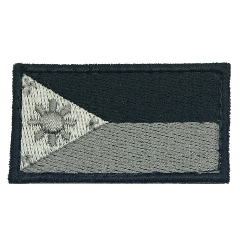 PHILIPPINES FLAG - MEDIUM (DARK ACU)