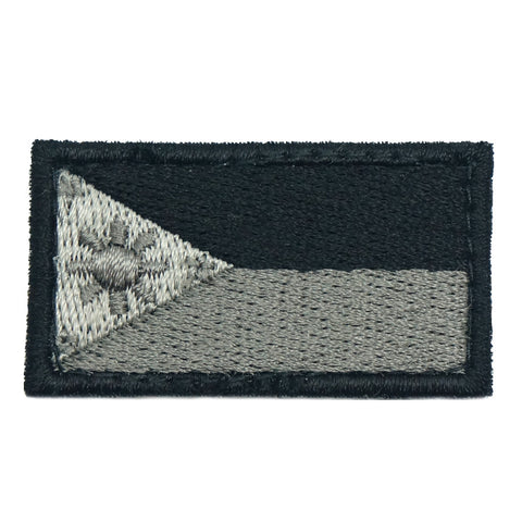 PHILIPPINES FLAG - SMALL (DARK ACU)